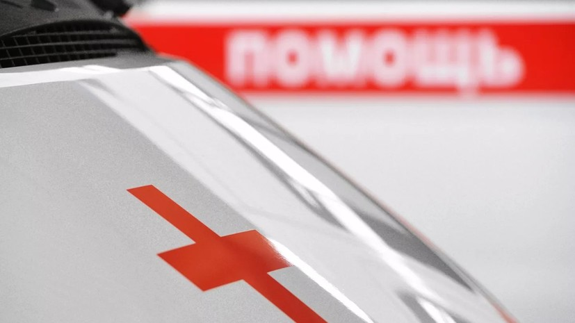 В ДТП с автобусом в Красноярском крае пострадали семь человек