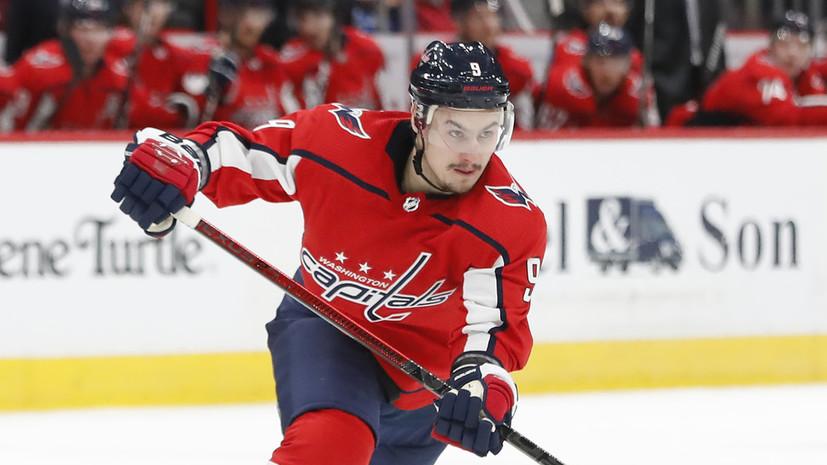 Орлов: хорошо, что в НХЛ есть рождественская пауза, когда можно восстановиться