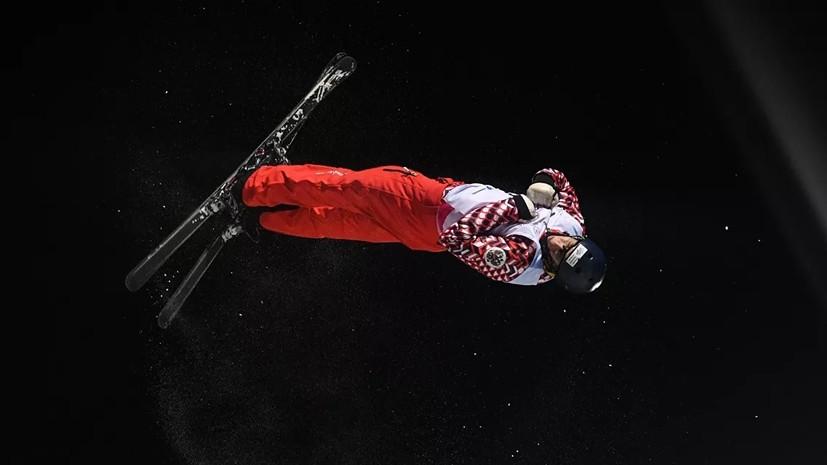 Российские фристайлисты выиграли золото в командных соревнованиях на этапе КМ в Китае