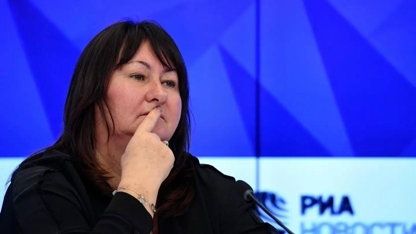 Вяльбе назвала неудовлетворительным выступление российских лыжников на этапе КМ в Словении