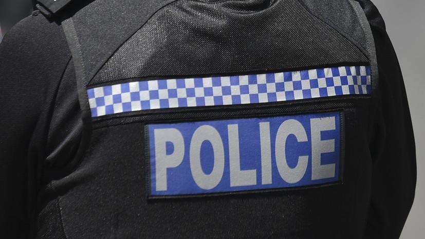 СМИ сообщили о двух погибших при нападении с ножом в Британии