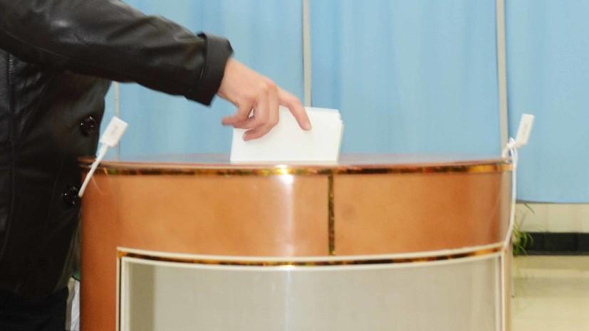 В Узбекистане закрылись избирательные участки