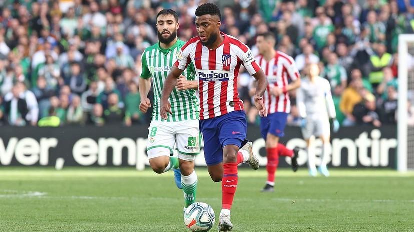 «Атлетико» обыграл «Бетис» в 18-м туре Примеры