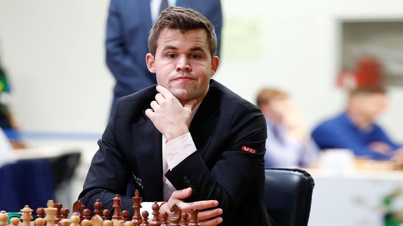 Трое россиян в погоне за Карлсеном: Непомнящий, Грищук и Алексеенко сыграют на турнире претендентов по шахматам
