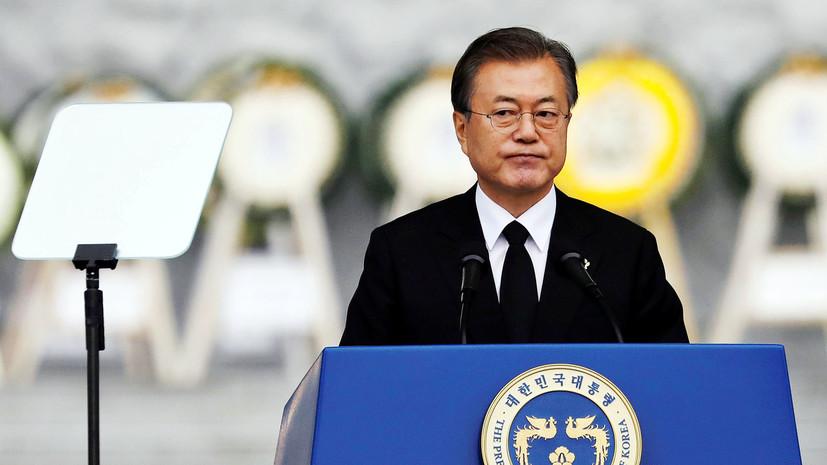 Лидеры Южной Кореи и КНР обсудили ситуацию на Корейском полуострове