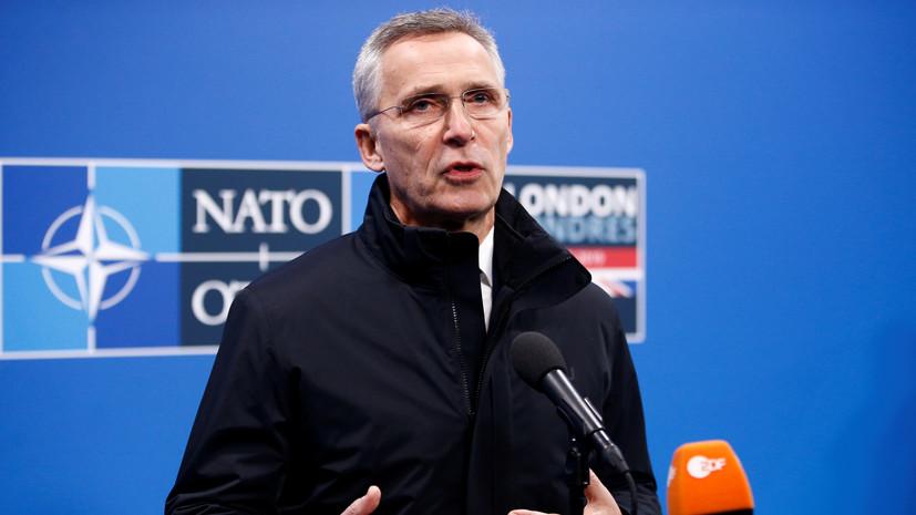 Столтенберг заявил о готовности к личной встрече с Путиным