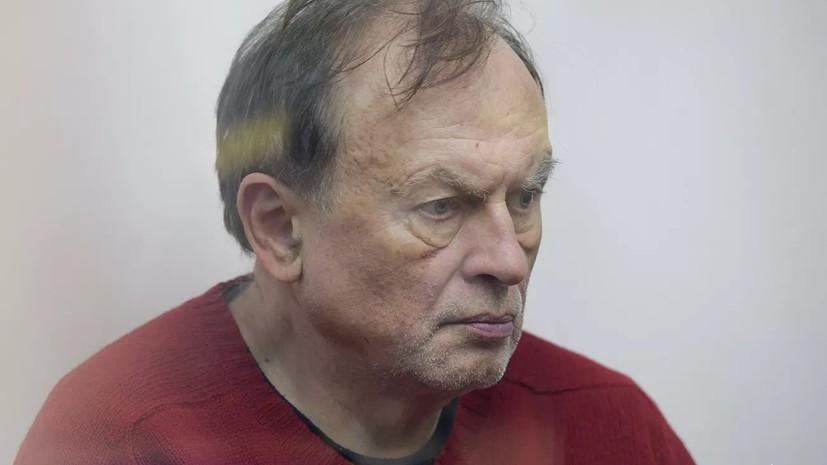 Следствие просит продлить арест обвиняемому в убийстве Соколову