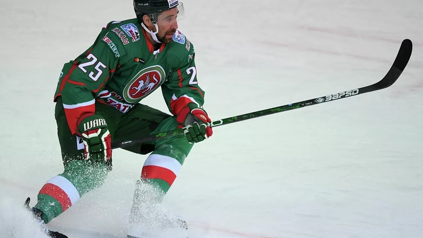 Зарипов: атмосфера в Швейцарии подталкивает к энергичному хоккею