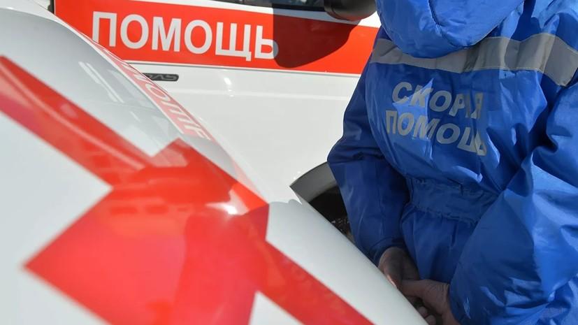 В ДТП с грузовиком в Пермском крае пострадали девять человек