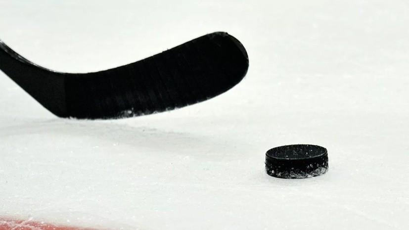 На Украине тренер подрался с юными хоккеистами во время матча