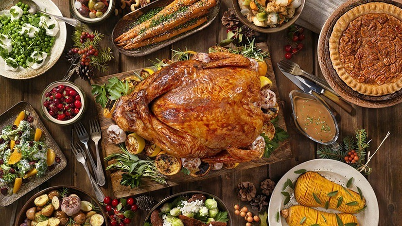 Эксперт рассказала о полезных продуктах для праздничного стола