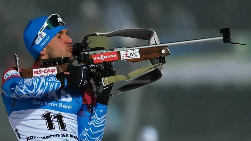 Губерниев высказался о физической форме биатлониста Гараничева