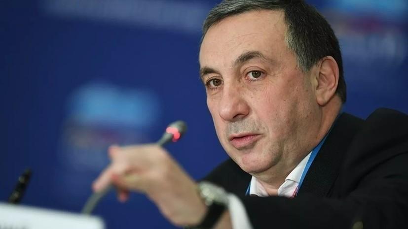 РФС смягчил наказание Гинера за слова в адрес Егорова