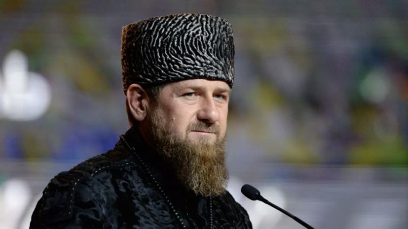 Кадыров высказался о санкциях WADA против российских спортсменов