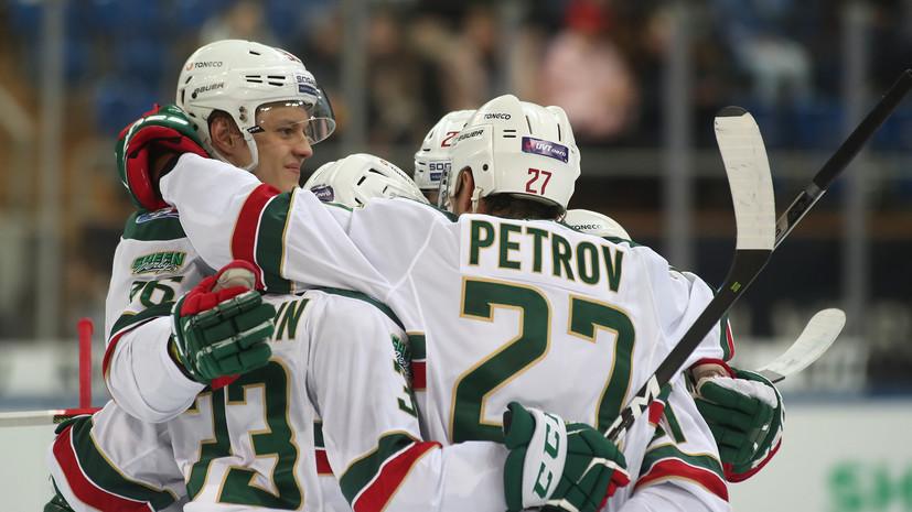 10 секунд овертайма, овации трибун и отличная реклама KHL World Games: как «Салават Юлаев» победил «Ак Барс» в Давосе