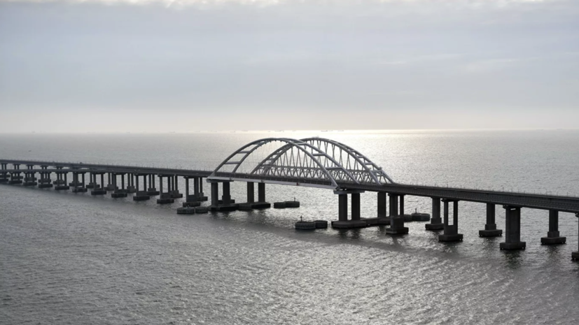 Украинская община назвала Крымский мост уроком Киеву