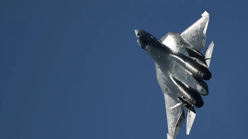 Разбившийся в Хабаровском крае истребитель Су-57 был застрахован