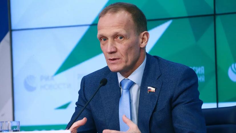Драчёв: ОКР определился, кто будет защищать интересы организации в CAS
