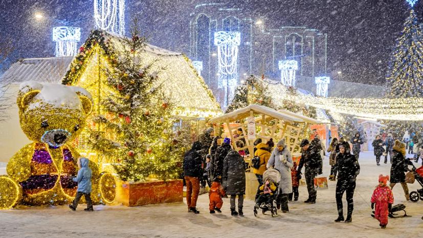 Проезд в московском транспорте в новогоднюю ночь будет бесплатным