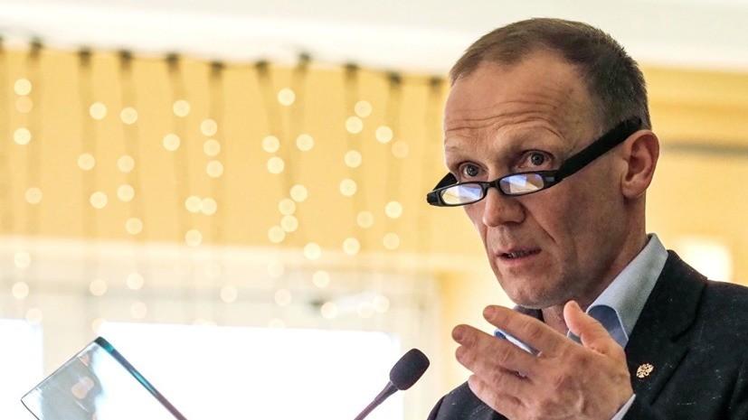 Драчёв надеется на объективное рассмотрение в CAS апелляции РУСАДА на санкции WADA