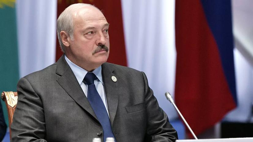 Лукашенко прокомментировал возможное вступление Украины в НАТО