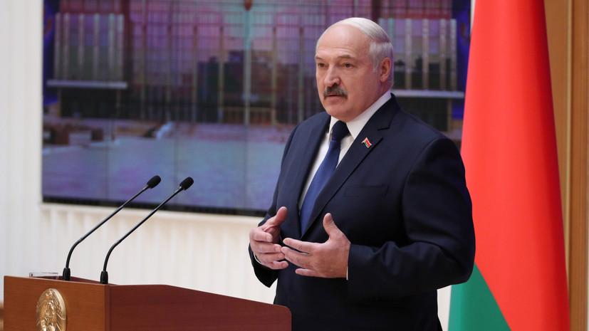 Лукашенко рассказал о «завинчивании гаек» Россией