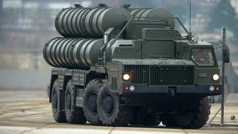 Российская армия в 2020 году получит четыре полка С-400