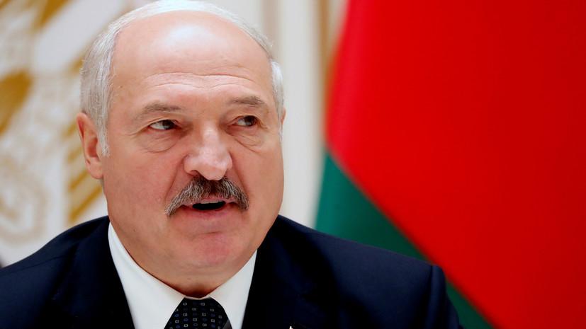 Лукашенко заявил, что Белоруссия готова помочь России на Олимпиаде
