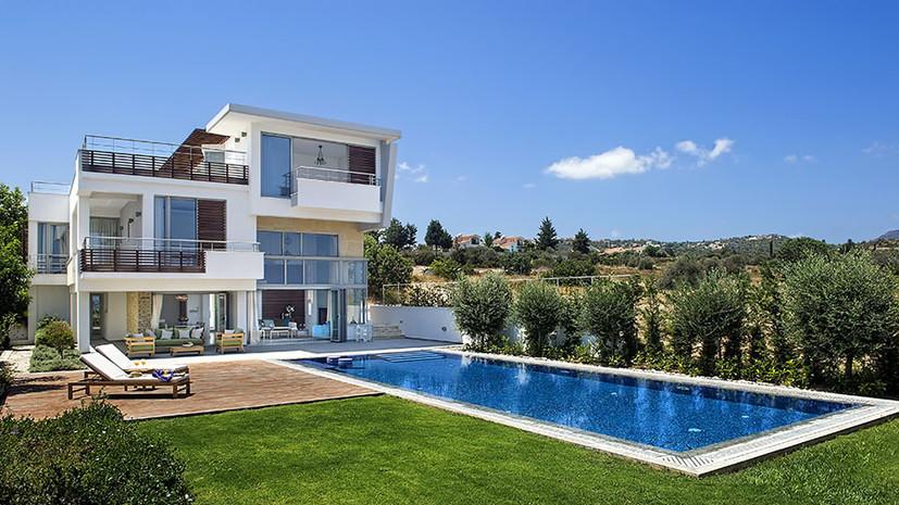 Персональная роскошь: дома на берегу моря в комплексе Akamas Bay Villas от компании Cybarco
