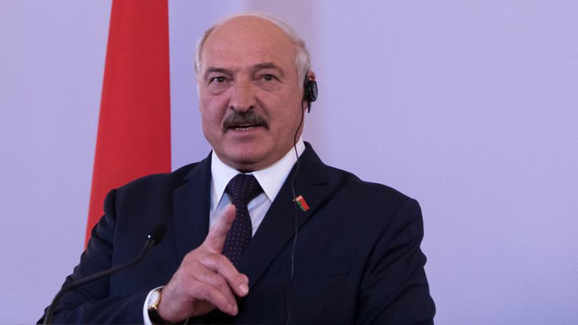 Лукашенко исключил введение моратория на смертную казнь в Белоруссии