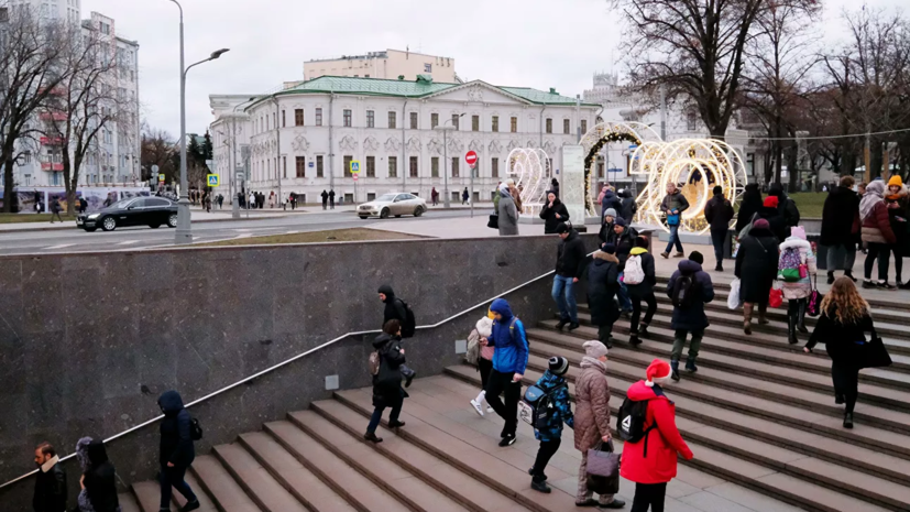 Климатолог оценил тёплый декабрь в регионах России