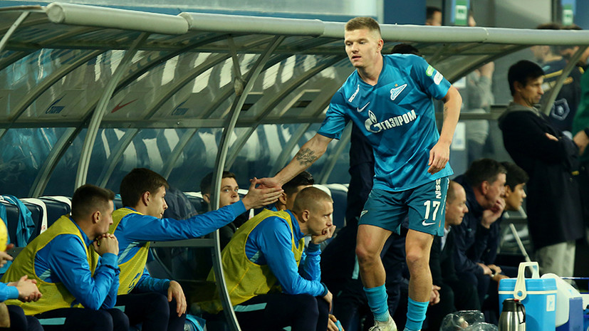 Источник: «Рубин» интересуется Соболевым и двумя игроками «Зенита»