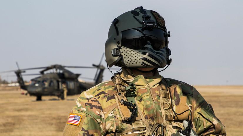 Соглашение с США о военных базах внесено в парламент Греции