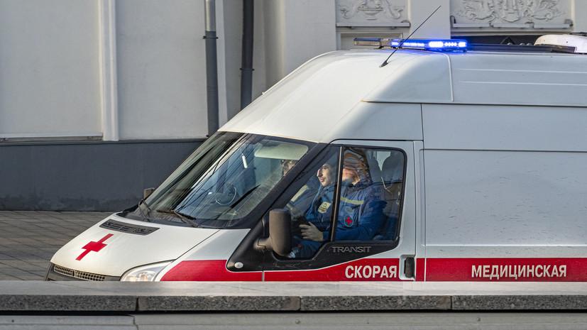 В Москве из отеля планируют госпитализировать 16 детей с отравлением