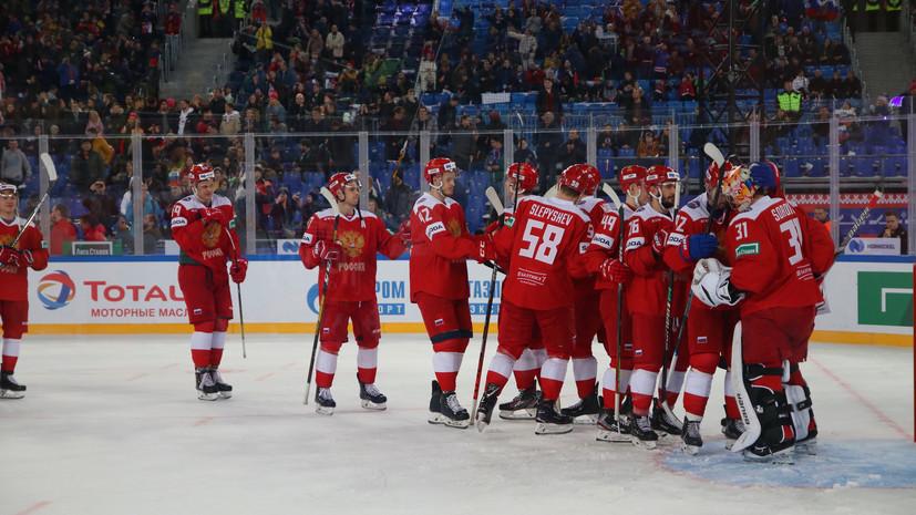 Объявлен состав сборной России по хоккею на МЧМ в Чехии