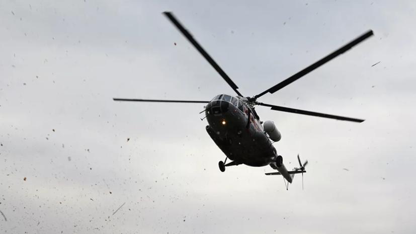 Число пострадавших при жёсткой посадке Ми-8 возросло до шести