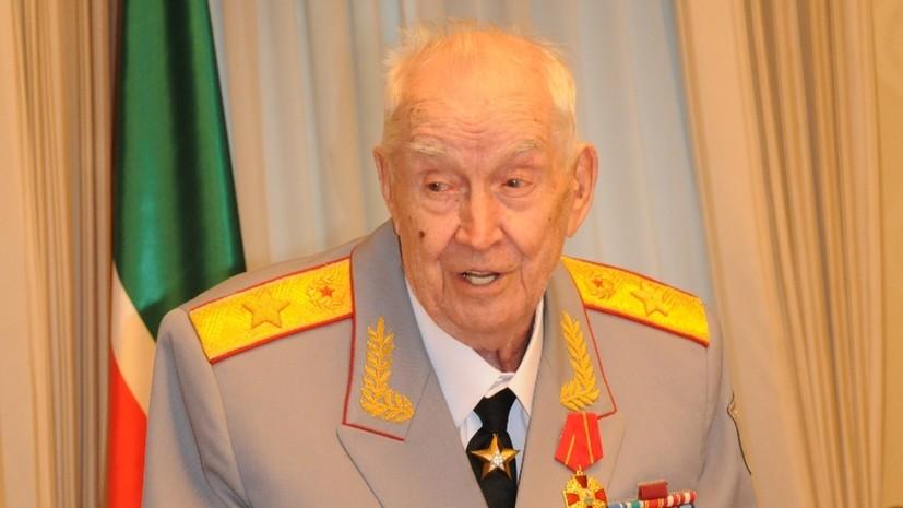 Умер президент Академии военных наук Махмут Гареев