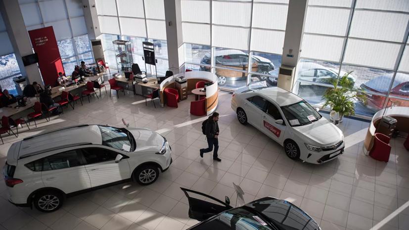 Козак допустил подорожание импортных автомобилей в России
