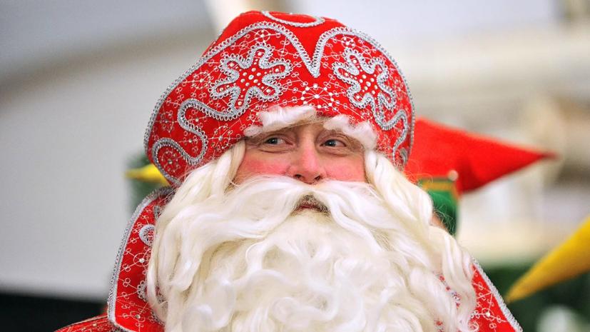На крышу московской больницы высадится десант из Дедов Морозов
