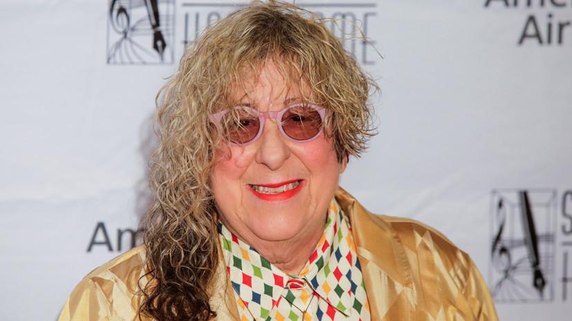 Умерла автор главной музыкальной темы сериала «Друзья» Алли Уиллис