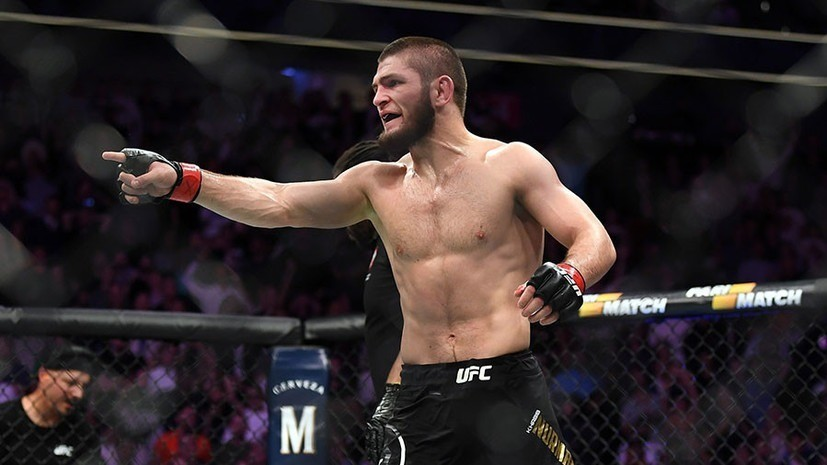 Глава UFC Russia объяснил популярность Нурмагомедова