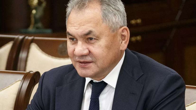 Шойгу выразил соболезнования в связи со смертью генерала Гареева