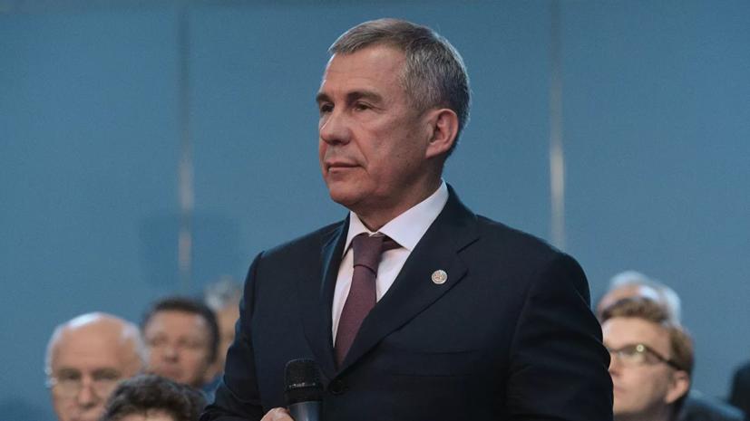 Президент Татарстана подписал закон об ограничении продажи снюсов