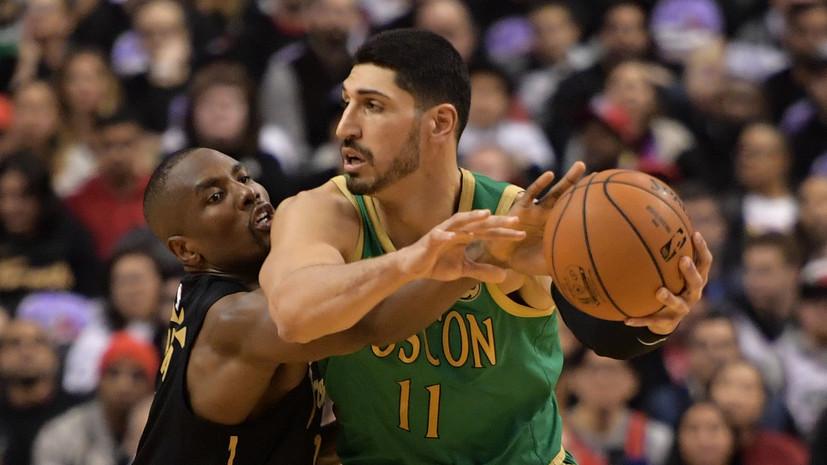 «Бостон» обыграл «Торонто» в НБА, Браун набрал 30 очков
