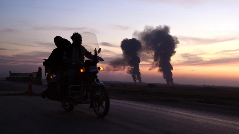 Сирия готовится к подаче иска против США за разграбление нефти