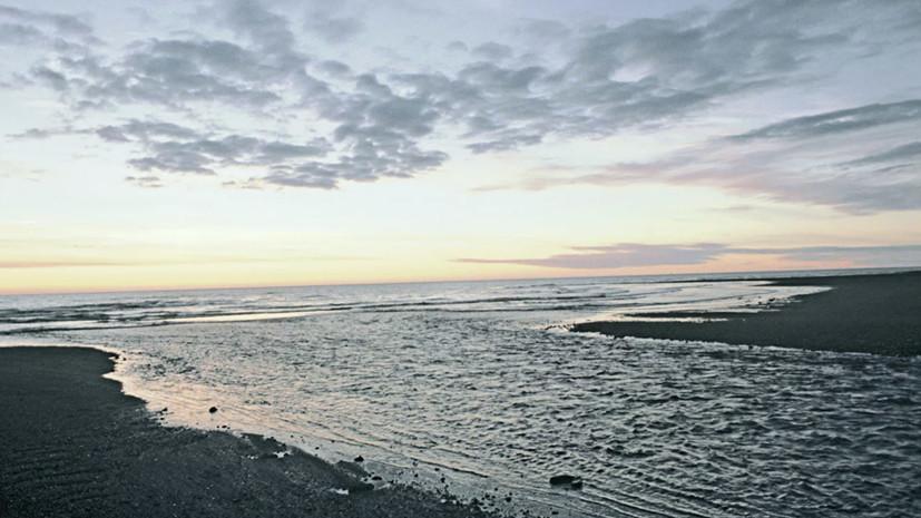 Землетрясение произошло у берегов Камчатки