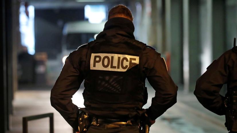 При стрельбе во французском Безансоне пострадали три человека