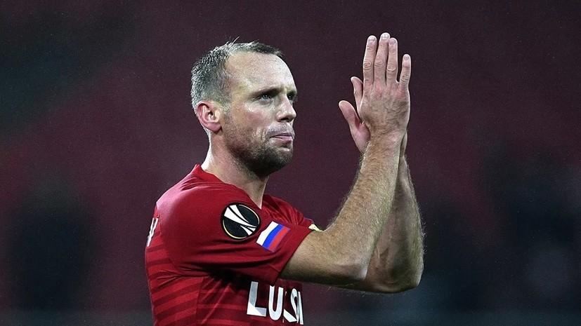 Кононов заявил, что Глушаков позитивно влиял на футболистов «Спартака»