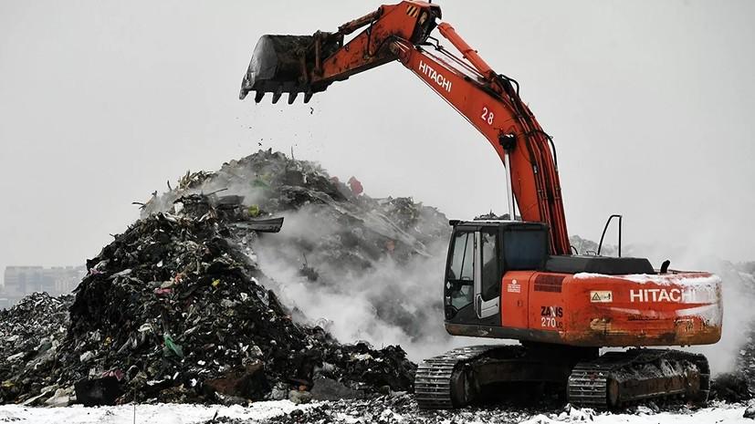 Эксперты рассказали об увеличении объёмов бытовых отходов в 2019 году
