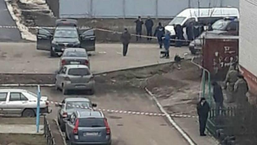 В Воронежской области завели дело по факту покушения на главу района